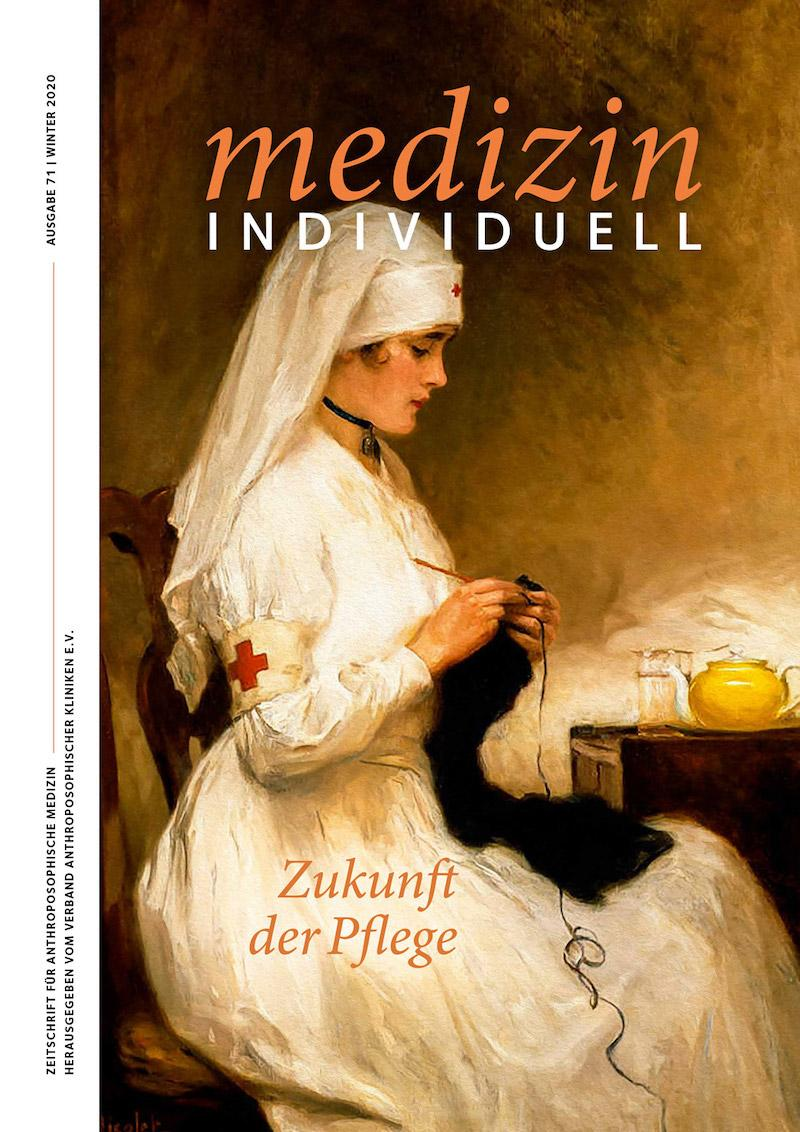 Cover Medizin Individuell Ausgabe 71